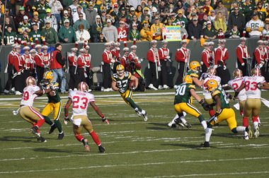 Jordy Nelson of the Green Bay Packers