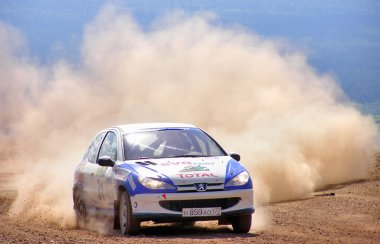 Rally Southern Ural 2007
