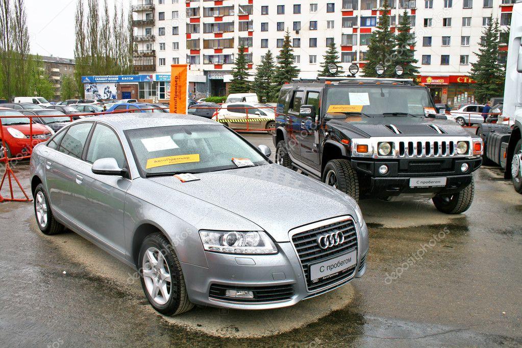 Autosalon 2011, Ufa