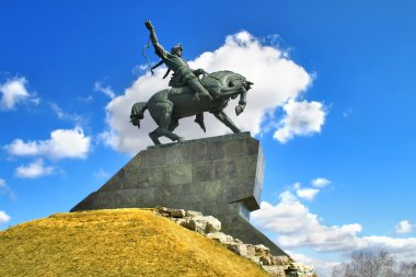 Monument of Salawat Yulaev