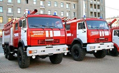 Fire safety 2009, Ufa