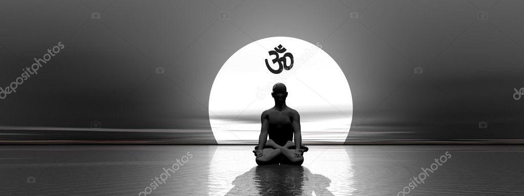 Meditation and om