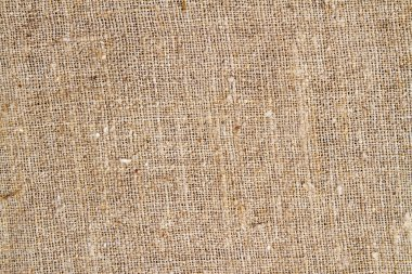 Sacking cloth background