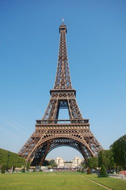 """Картина, постер, плакат, фотообои """"эйфелева башня архитектур природа"""", артикул 8871393"""