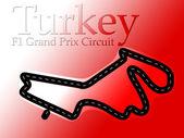 Turecko istanbul f1 Formule 1 závodní okruh