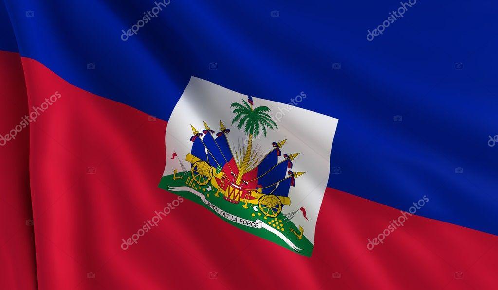 drapeau dhaiti-