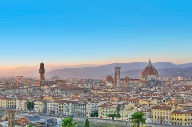 Florence city view, Italy