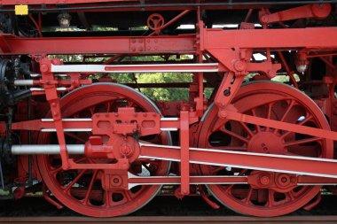 Rods (Details of the drive unit)