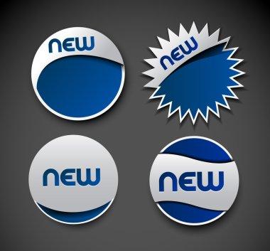 Sticker design element