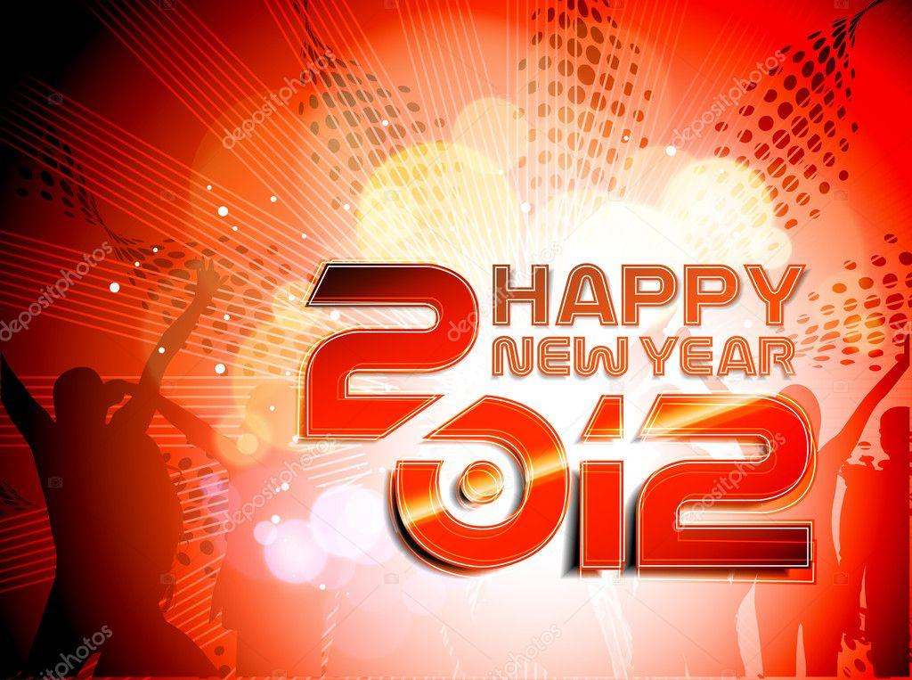 新しい 2012 年の音楽 — ストッ...
