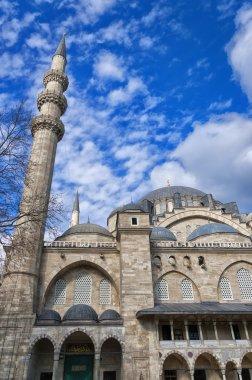 Suleiman Mosque 16