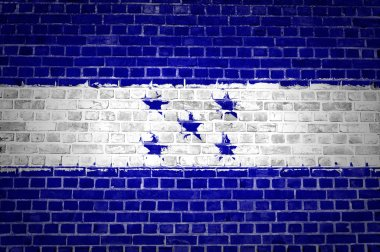Brick Wall Honduras