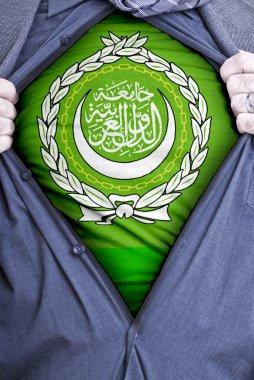 Arab League Businessman