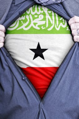 Somaliland Businessman