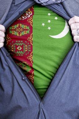 Turkmenistani Businessman