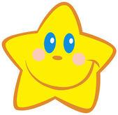 felice piccola stella