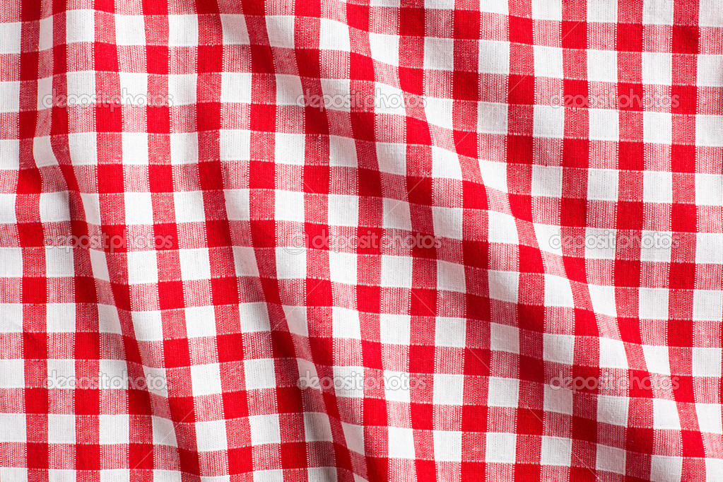 Amazoncom red check tablecloth