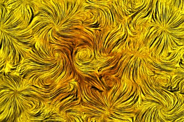 Texture a la Vincent van Gogh