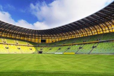 PGE Arena stadium for 43,615 spectators