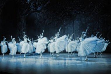 Ballet Giselle in Prague State Opera