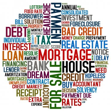 Mortgage and credit