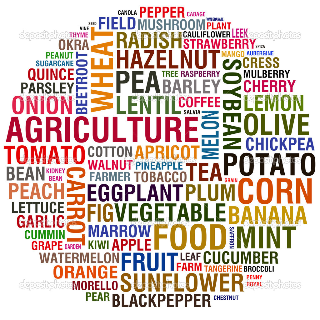 Z agriculture words