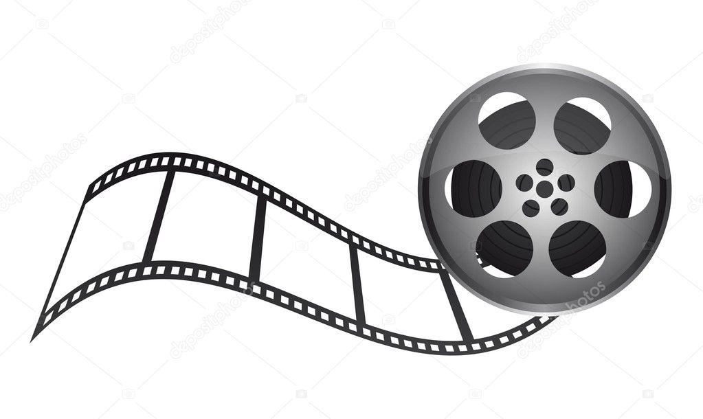 フィルム テープ ストックベクター yupiramos 7970867