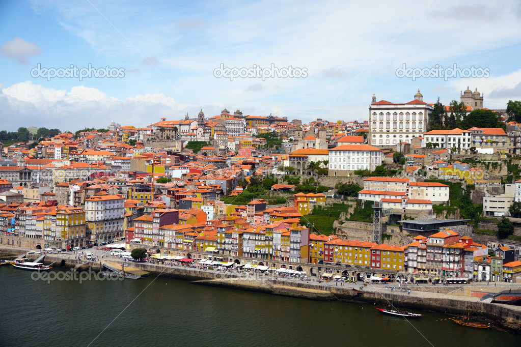Old Porto city centre, Portugal