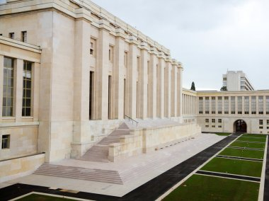 The Palais des Nations