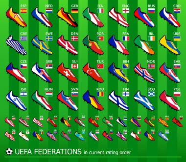 Soccer Europe shoes