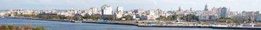 Panoramic view of the city of Havana