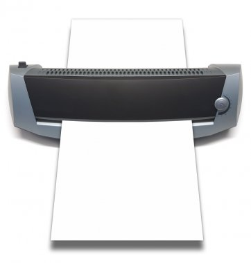 Desktop laminator
