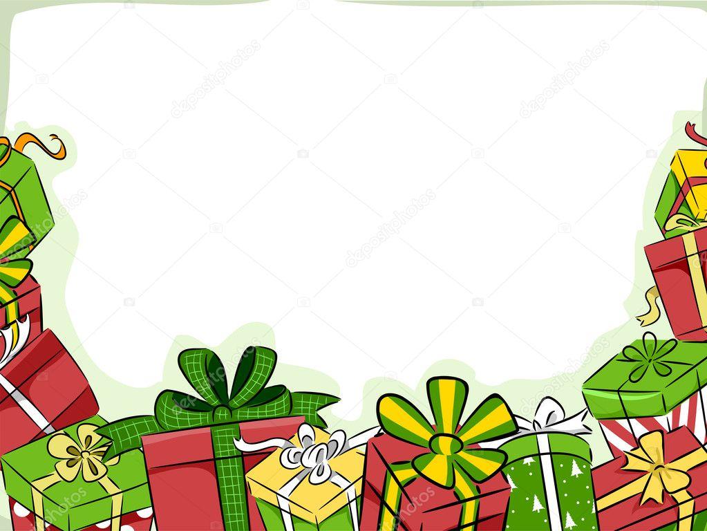 weihnachten geschenke hintergrund — Stockfoto © lenmdp #8137615