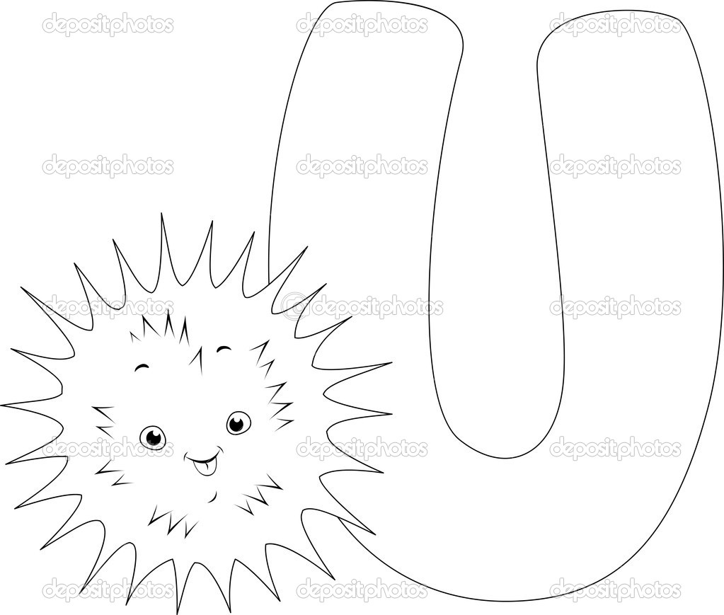 Boyama Sayfası Kestanesi Stok Foto Lenmdp 8585720