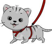Postroj kočka