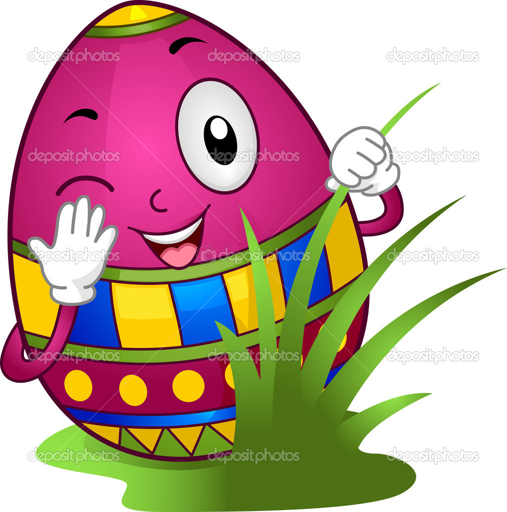 easter egg hunt stock photo lenmdp 9548902 rh depositphotos com easter egg hunt clip art pictures easter egg hunt clip art free