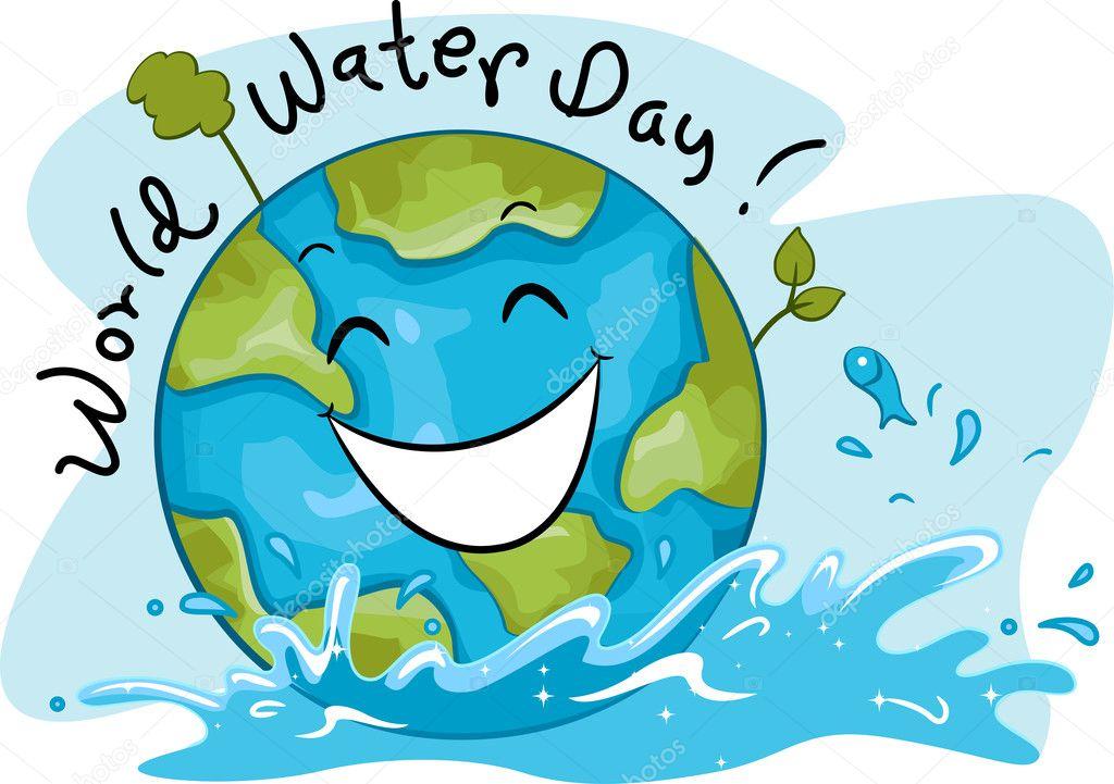 Día Mundial Del Agua Fotos De Stock Lenmdp 9548927