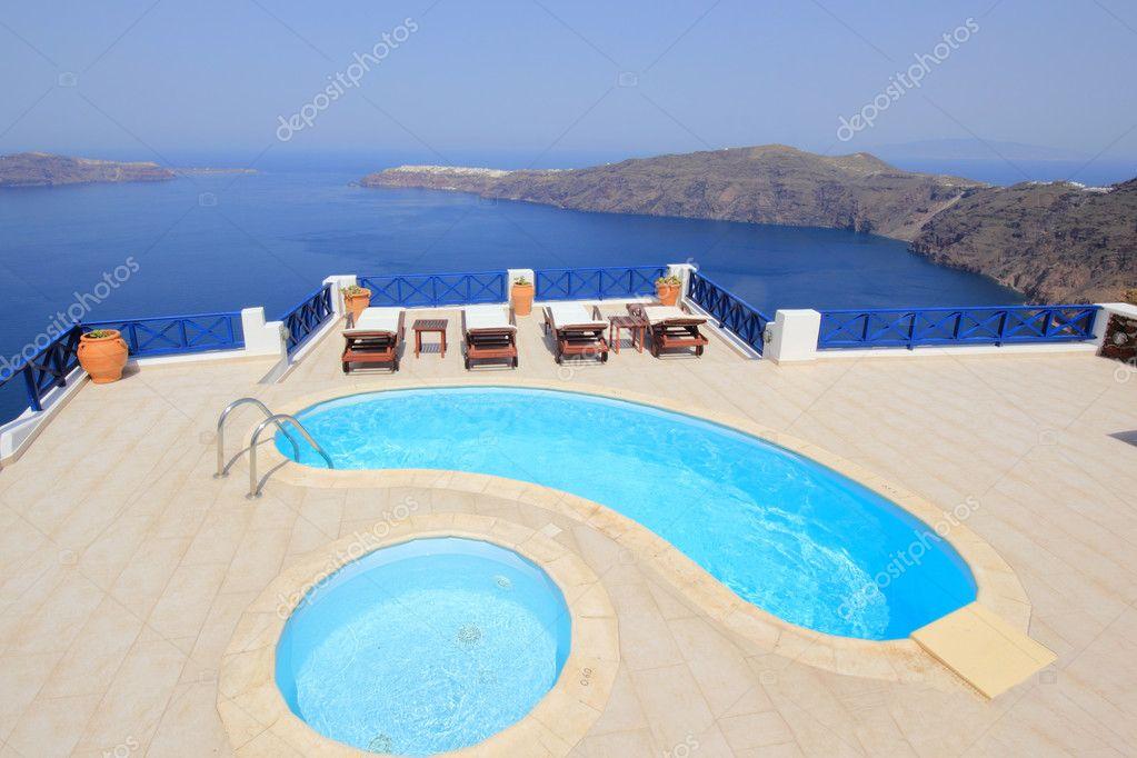 Santorini view - Greece (Firostefani)