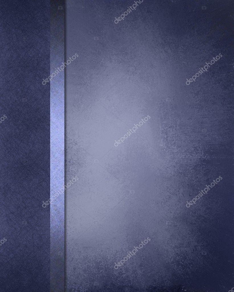Elegant blue background