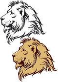 Lev v profilu