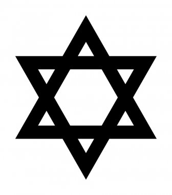 Star of David sign