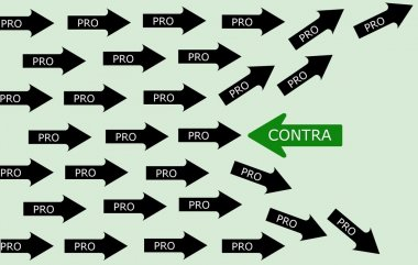 Pro and Contra conception