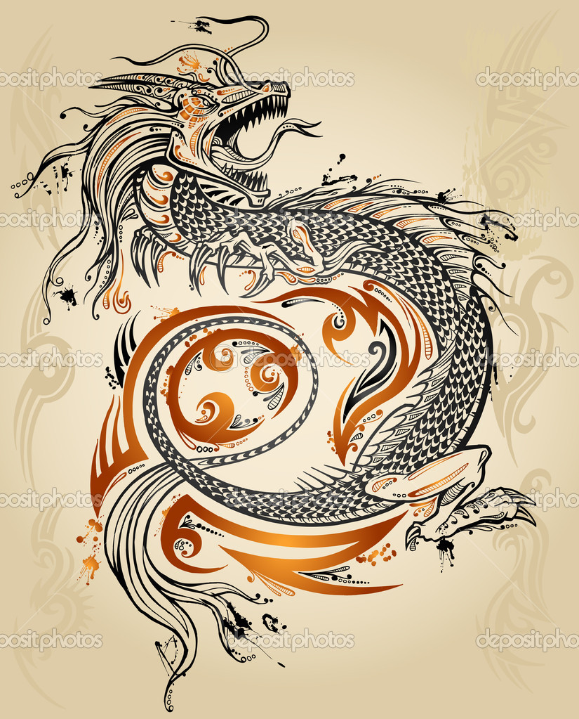 Tribal Tattoos Stock Vectors Royalty Free Tribal Tattoos