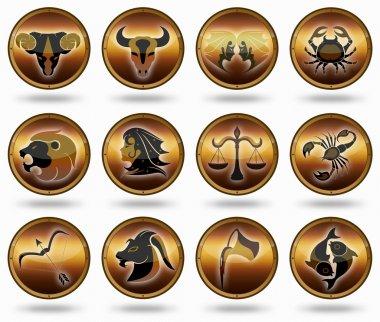 Set astrology sign.