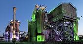Fotografie Stahlindustrie-Hochofen