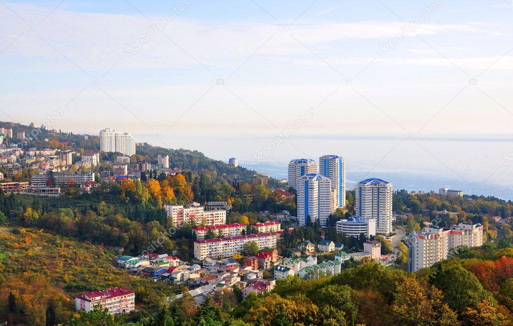 Sochi city