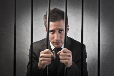 Corrupted businessman