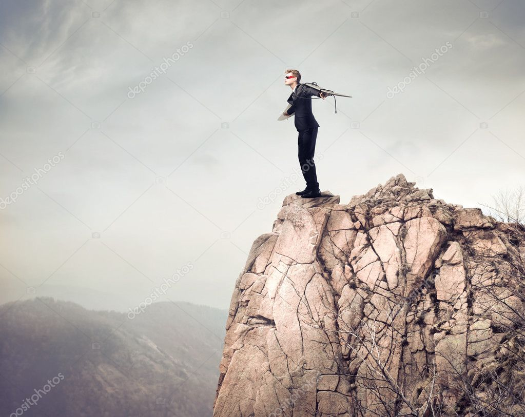 Dangerous jump