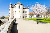 klášter je zahrady v Litomyšli, Česká republika