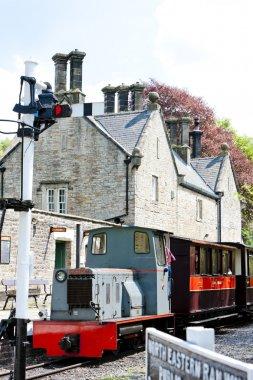 South Tynedale Railway, Alston, Cumbria, England